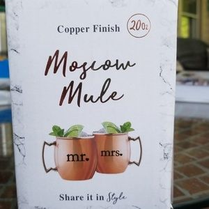Other - Moscow Mule Mugs